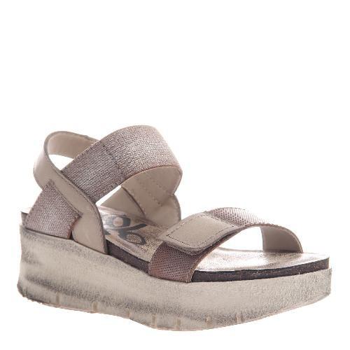 Consolidated Shoe Co. Nova Sandal by OTBT