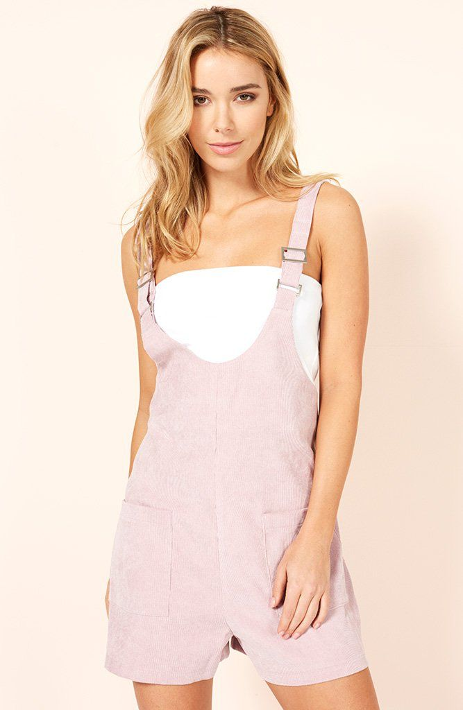House Of Quirky Apron Playsuit