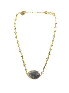Kristalize Jewelry Helena Choker - Raven Gates Collection