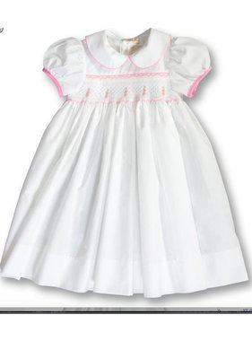 Rosalina Smocked Dress