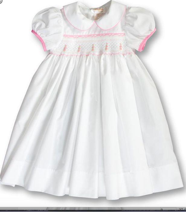 Rosalina Smocked Dress