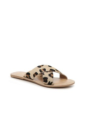 Matisse Pebble Sandal in Leopard