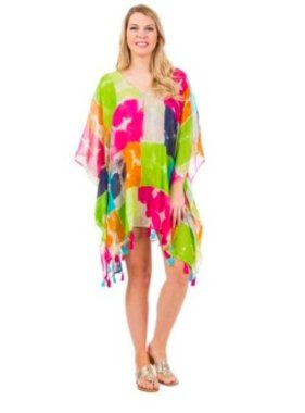 Top It Off Shaina Cover Up - One Size