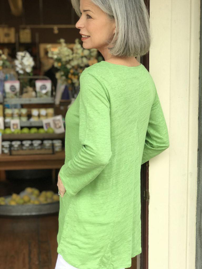 Habitat Linen Knit Pocket Tunic