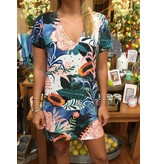House Of Quirky Tropic Heat Dress