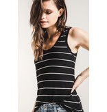 Z Supply The Pencil Striped Jersey Tank