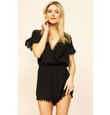 House Of Quirky All Star Playsuit