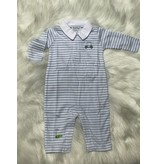 Kissy Kissy Mini Golf Stripe Playsuit by Kissy Kissy