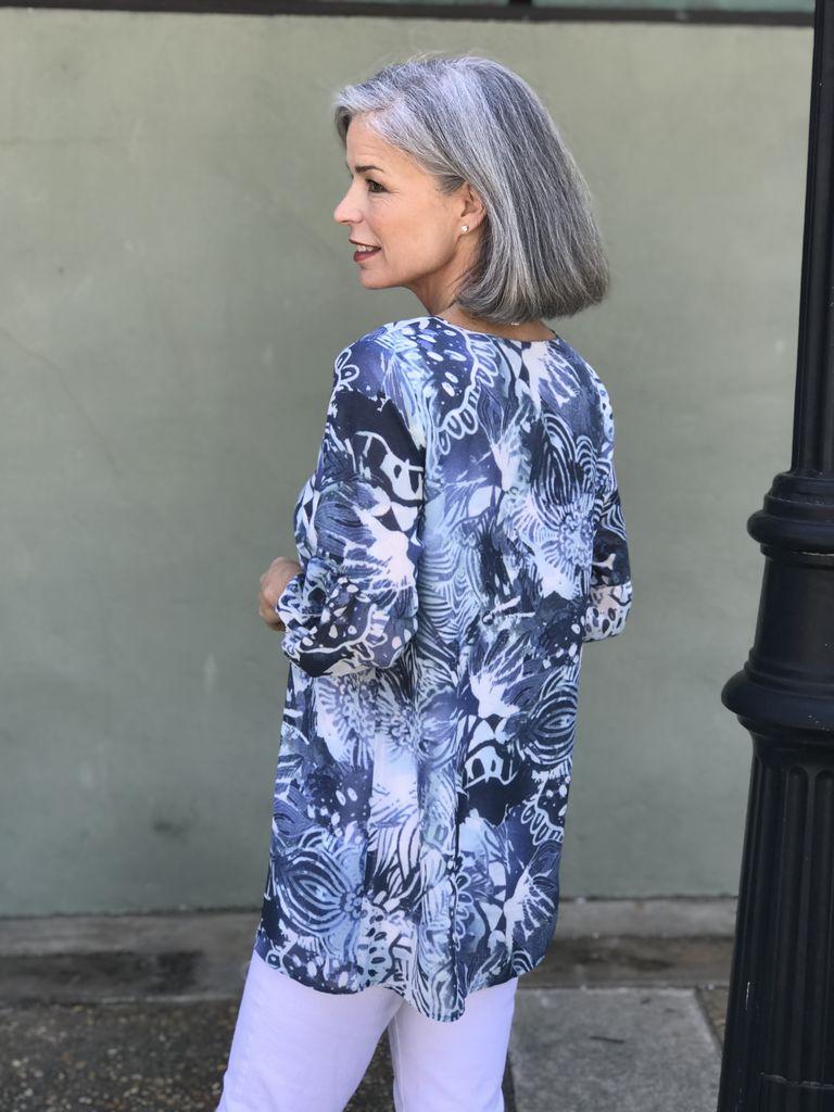 Buur Fashion Chambray Tunic