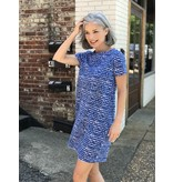 See Design Knit Dress - Smudge