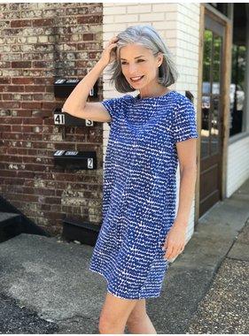 See Design Knit Dress - Smudge