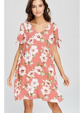 Papermoon Regina Floral Dress