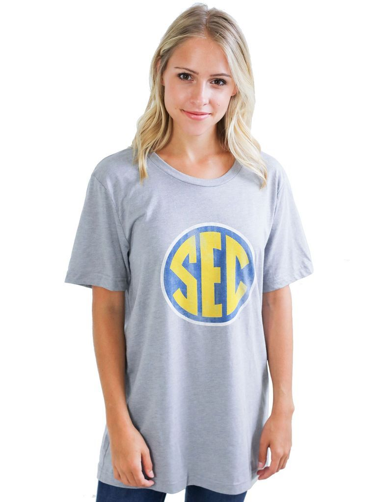 Charlie Southern SEC Logo Tee