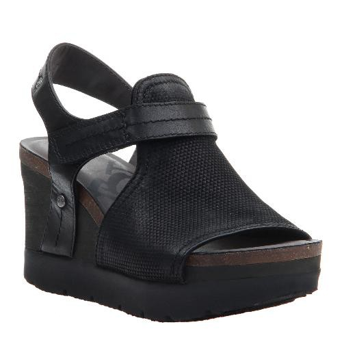 Consolidated Shoe Co. Waypoint Wedge shoe by OTBT