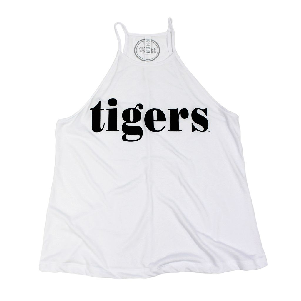 Kickoff Couture Tigers Tank Top