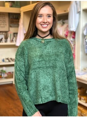 House Of Quirky Daydream Chenille Jumper