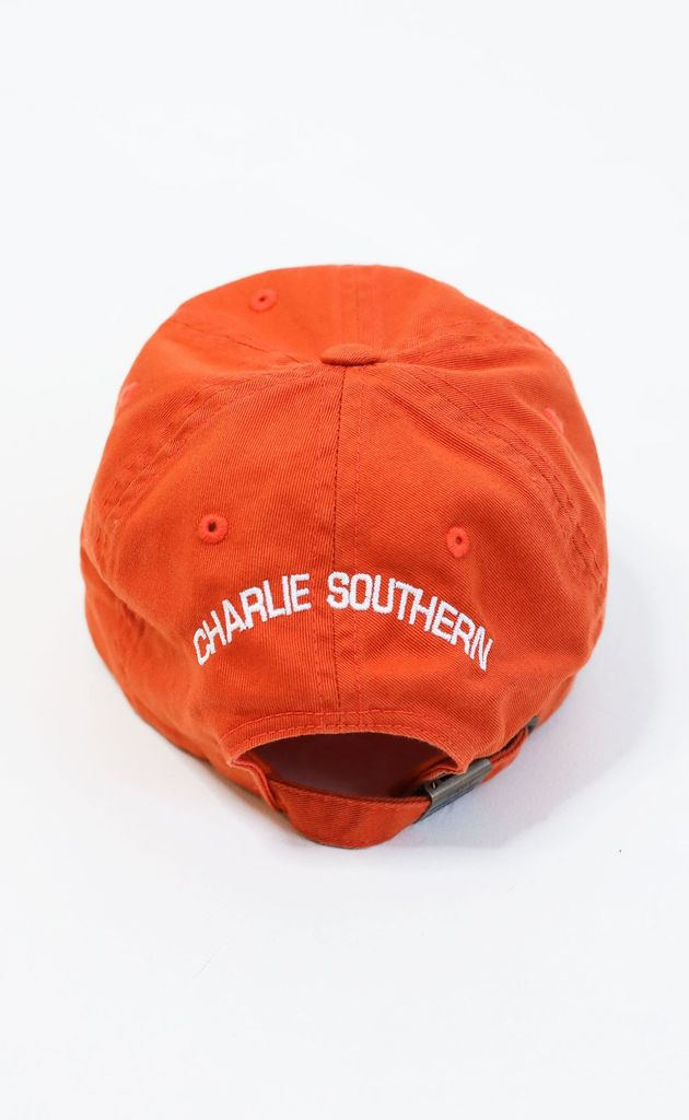 Charlie Southern Beat Everyone Burnt Orange Hat