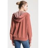Z Supply Half zip pullover