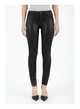Articles of Society Sarah release hemline stretch black pant