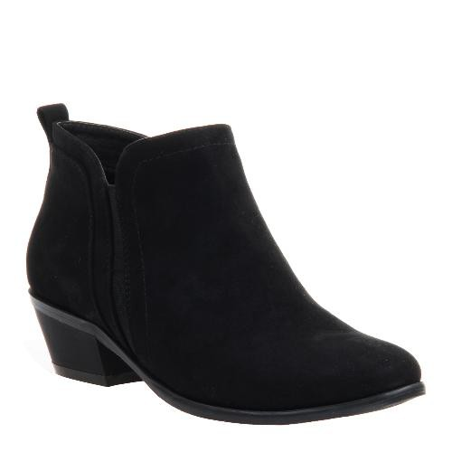 Consolidated Shoe Co. Poet bootie by Madeline
