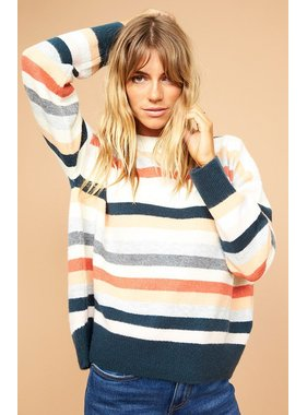 House Of Quirky Matilda stripe jumper