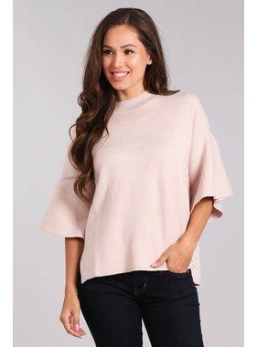 BLVD mauve sweater