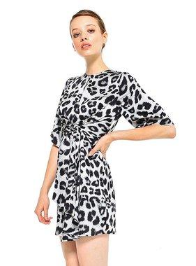TCEC Leopard print dress