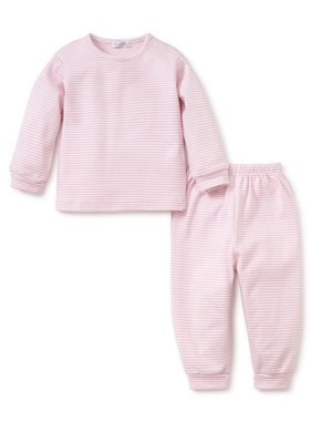 Kissy Kissy Stripes long sleeve pant set with matching tee