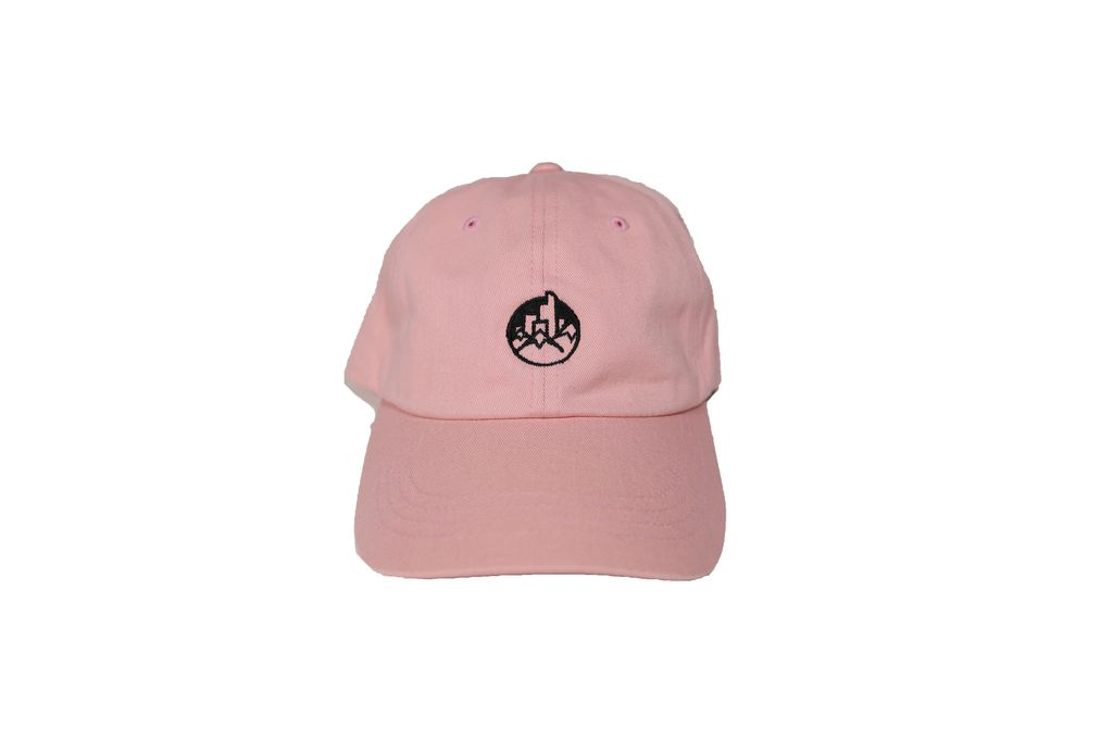 Abstract City Dad Hat