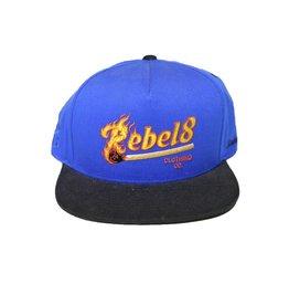 Rebel 8 Strike First Snapback