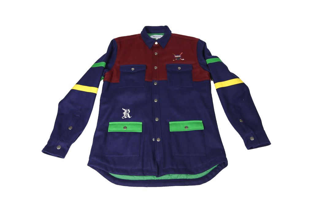 Reason Clothing Vintage Rep Flannel