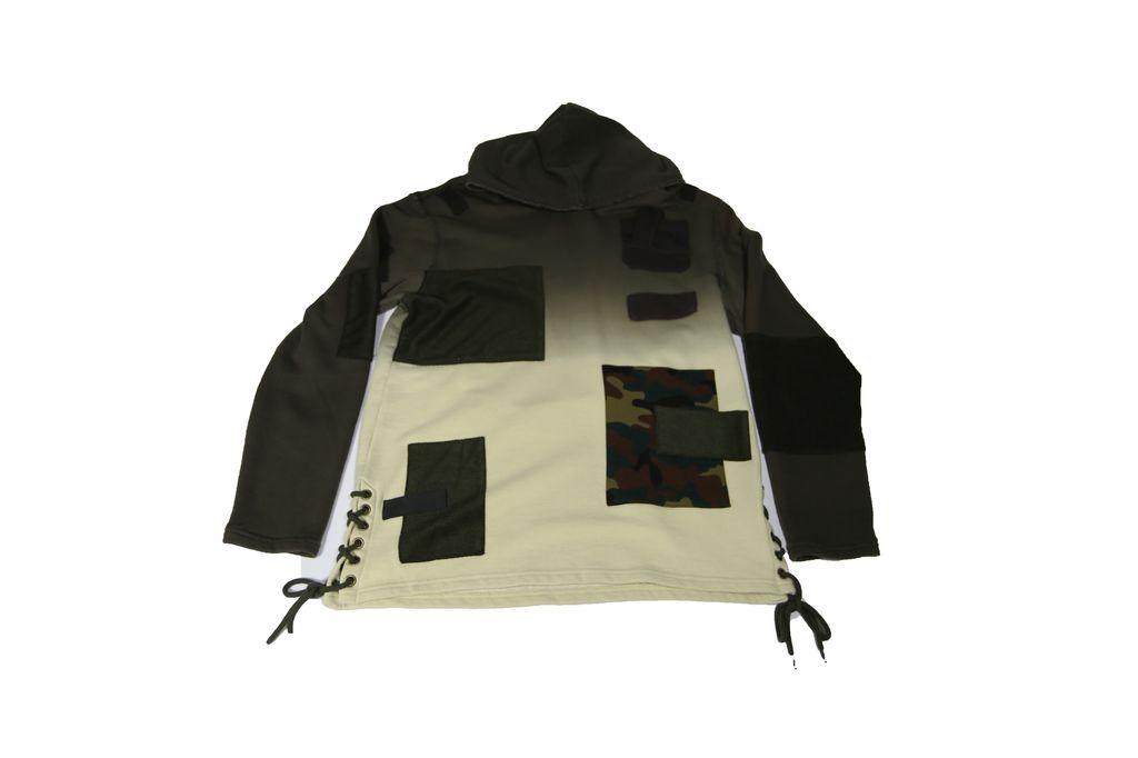 Reason Clothing Gunner Army Hoodie