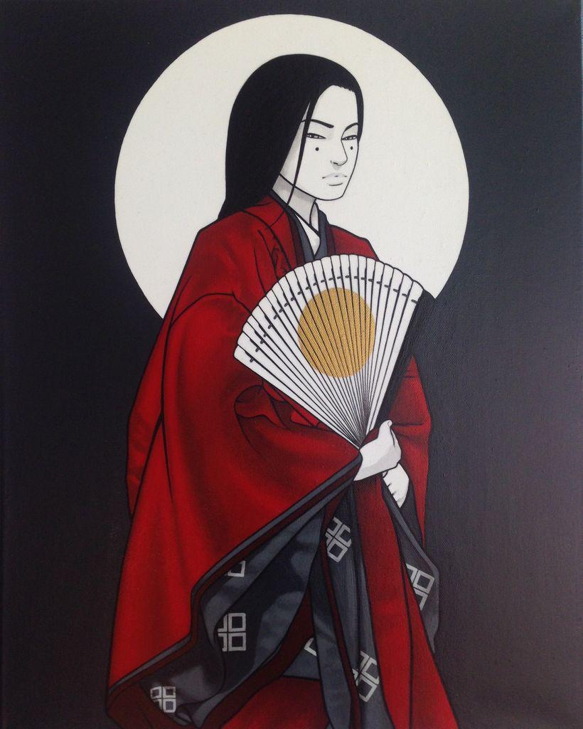 Abstract Casey Kawaguchi #16