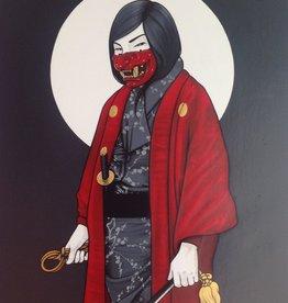 Abstract Casey Kawaguchi #20