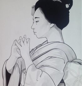 Abstract Casey Kawaguchi #19