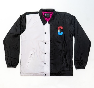 Community Patched In Jacket