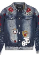 Reason Combat Denim Jacket