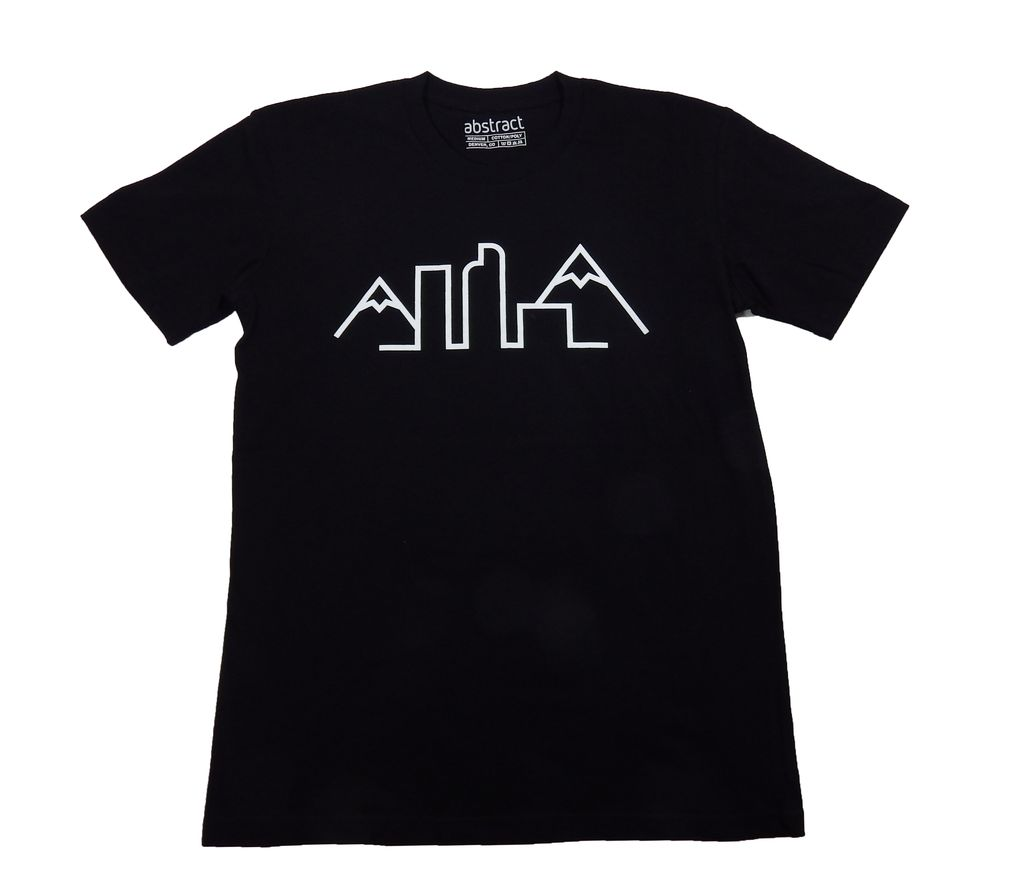 Abstract Landscape Tee