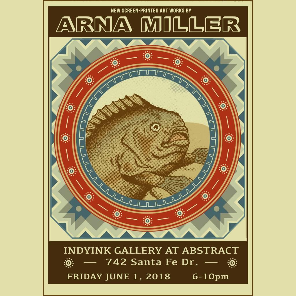June 1st - Arna Miller, Ravi Zupa