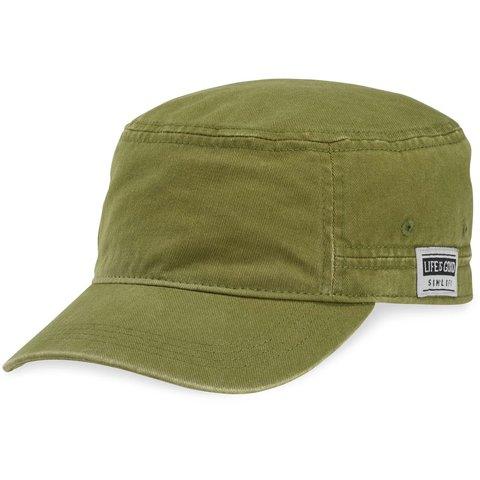 Cadet Cap, Simplify