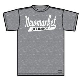 Life is Good Men's Crusher Tee, Newmarket LIG