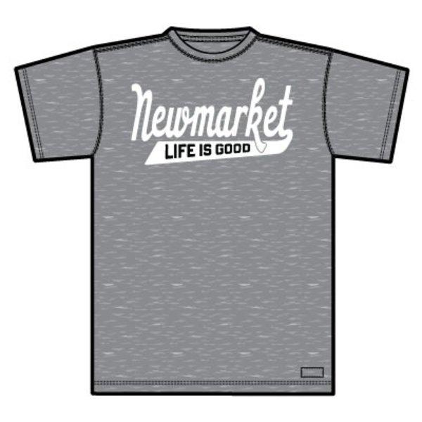 Life is Good Men's Crusher Tee Newmarket LIG