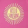 Toddler Crusher Tee Hello Sunshine