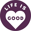 LIG Circle Magnet Heart<br />