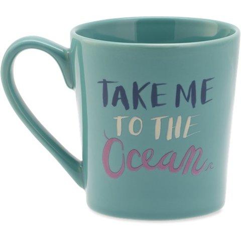 Everyday Mug, Take Me to the Ocean