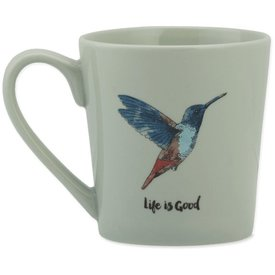 Everyday Mug, Hummingbird, Minty Green