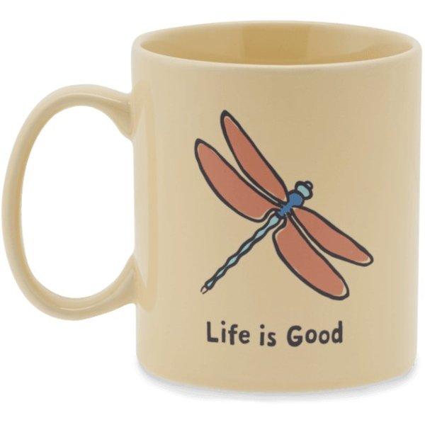 Jake's Mug Dragonfly