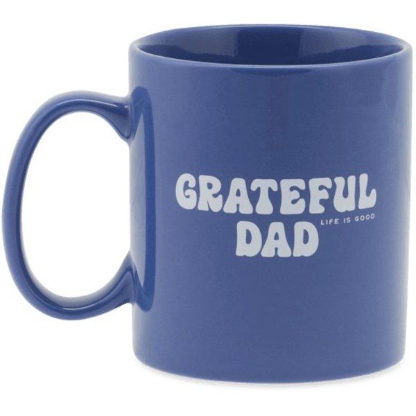 Jake's Mug Grateful Dad