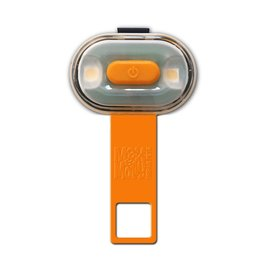 Azcor Max & Molly Matrix LED Light, Orange