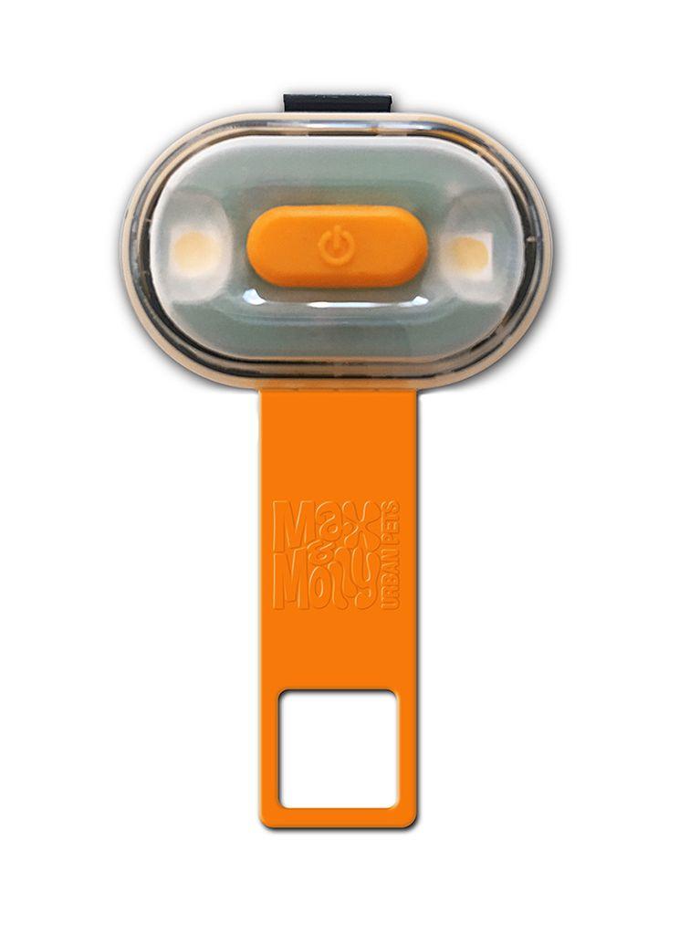 Azcor Max & Molly Matrix LED Light, Orange